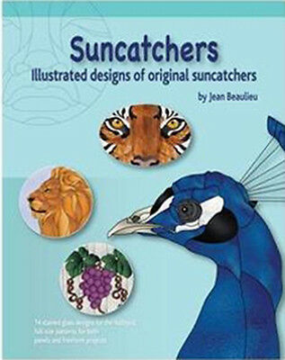 Suncatchers Pattern Book - Stained Glass