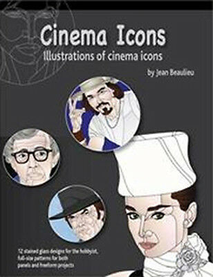 Cinema Icons Pattern Book - Stained Glass
