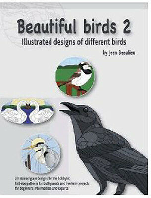 Beautiful Birds 2 Pattern Book - Stained Glass