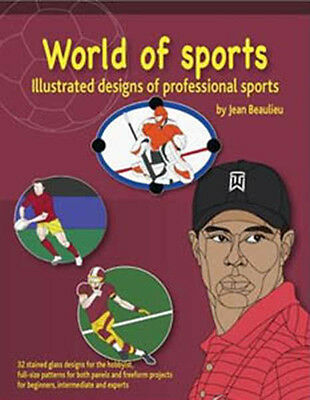 World of Sports Pattern Book - Stained Glass