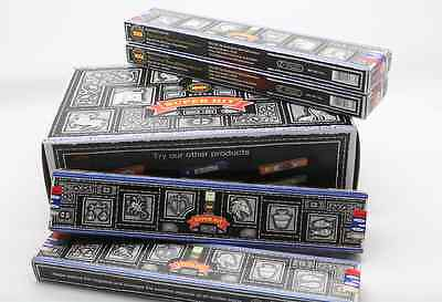 6 x Original Satya Nag Champa Super Hit Incense Stick Jos Sticks Fragrances