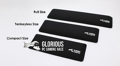 Glorious PC Gaming Race Mechanical Keyboard Wrist Rest GWR-75 Compact Size 75%