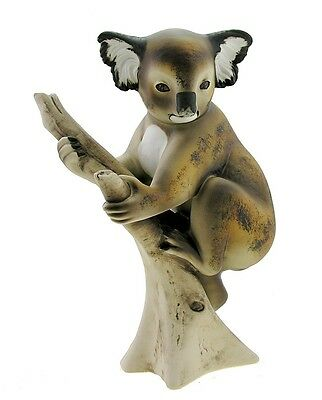 Large Royal Dux Koala Bear Figurine