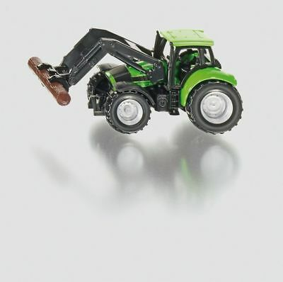 Siku Tractor with Pliers - Toy Vehicle