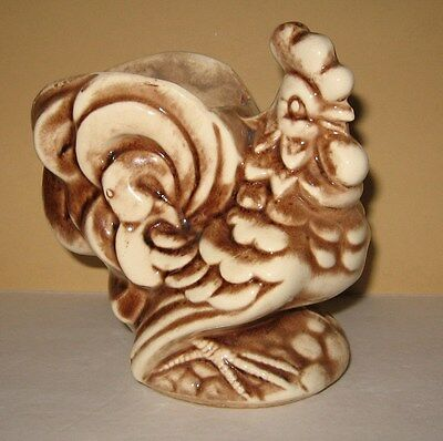 Vintage Shawnee Art Pottery Rooster Ceramic Planter #503 USA