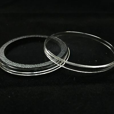 50 Genuine Air-tite 39mm with White Rings for 1oz Silver and copper rounds.