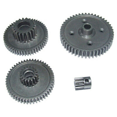 RCT-H106 Rockslide RS10 4 Piece Steel Gear Set with 10T Pinion Redcat Racing