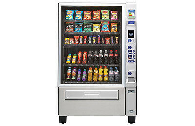 Vending Business Sydney - Run of 73 sited drink, snack and combo machines