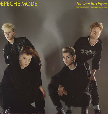 Depeche mode,The Tour Bus Tapes, NEW Limited edition Coloured vinyl LP