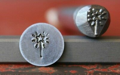 SUPPLY GUY 7mm Magic Wand Metal Punch Design Stamp SGDK-33, Made in the USA