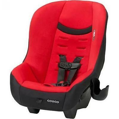 Convertible Car Seat Toddler Rear Front Face Kid Baby Cosco Scenera Next Red New