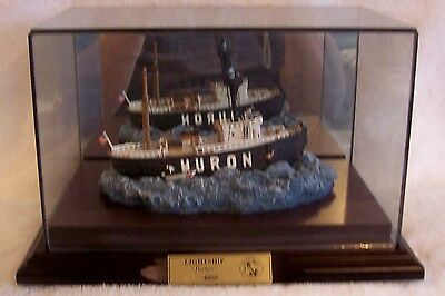 """the Huron"" Light Vessel Nib #315/4000 Harbour Lights (1997) 2Nd In Series Low #"
