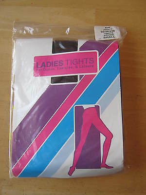 0aa8d9440a7fc NEW LADIES TIGHTS - Brown Seamless -Size Adult small 5' to 5'3 ...