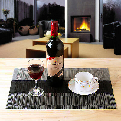 4 Pcs Table Mats Tableware Placemats Insulation Place Coasters Dinning Kitchen
