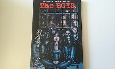 THE BOYS,je vais pas te mentir ,tome 5,occasion,garth ennis