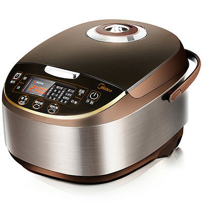 Midea 4L smart multi-function High quality rice cooker Chinese famous brand