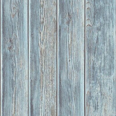Realistic Old Wood Wooden Panel Wall Muriva Quality Designer Wallpaper J86801