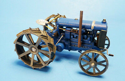 O/On3/On30 1/48 WISEMAN MODEL SERVICES M-101 McKENZIE FORDSON FARM TRACTOR KIT