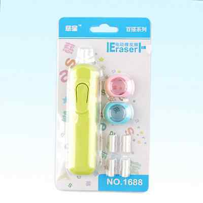 Creative Electric Rotated Handy Eraser Drawing Comic Sketch Student Gift