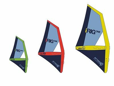 Arrow iRIG One aufblasbares Windsurf Rigg Surfrigg inflatable