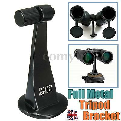 Universal Full Metal Adapter Mount Tripod Bracket for Binocular Telescope Hot UK