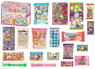 20 PIECE JAPANESE CANDY SET Popin Cookin Japanese Candy Ramune Gummy Christmas-4