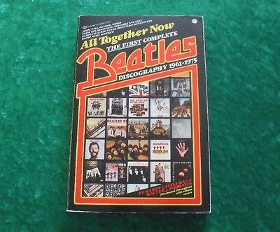 The Beatles All together now - The first complete Beatles Discography 1961-1975