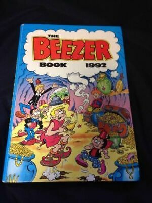 The Beezer Annual - Hardback - 1992 - Geezer - Little Mo (51)