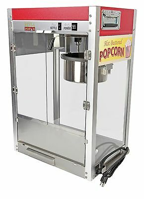 Paragon Rent-A-Pop 8 Ounce Popcorn Machine.  Made in USA!  3 Year Warranty!