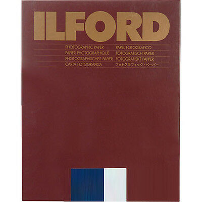 "Ilford Multigrade Warmtone Resin Coated Paper 8 x 10"" Pearl 25 Sheets (1902514)"