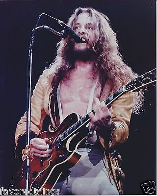 Ted Nugent 1977  8X10 Photo #46