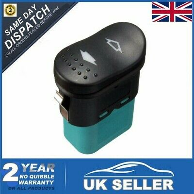 Brand New Electric Door Window Switch Single For Ford Transit Mk7 2006 On -Uk