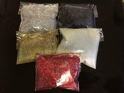 Metallic Polyester Custom Paint Metal Flake inc Holographic Colours (KIT02)