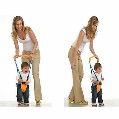 Baby Toddler Learning To Walk Safety Harness Walking Assistant Reins walker UK