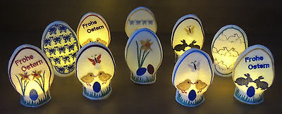ITH Stickdatei, LED Cover, Ostern, Hase, Osterei, 10x10 cm, Auswahl