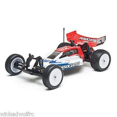 Associated 9042 RC10B4.2 Race Spec Brushless off-road Buggy 1/10 2wd RTR