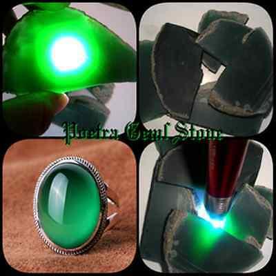 Natural Green Chalcedony SUPER(WEST JAVA)INDONESIA