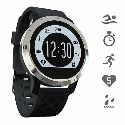 IP68 Touch Screen Sport Waterproof  Smart Watch Tracker Fitness For Android IOS