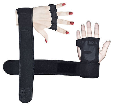 Prime Sports Neoprene Crossfit Fitness Training Wrist Support Powerlifting Glove