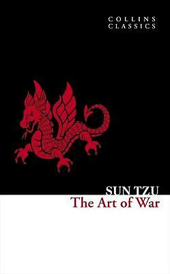 The Art of War by Sun Tzu (English) Paperback Book Free Shipping!