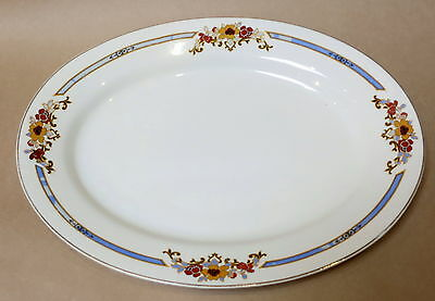 Lovely Art Deco J & G Meakin Platter Excellent Condition