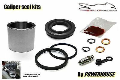 Yamaha RS 125 DX 76-80 front brake caliper piston&seal repair kit 1976 1977 1978