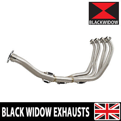 YAMAHA YZF1000 YZF 1000 Thunderace Exhaust Down Pipes Front Pipes + Gaskets