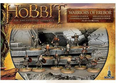 Warriors Of Erebor - The Hobbit Lord Of The Rings - Games Workshop