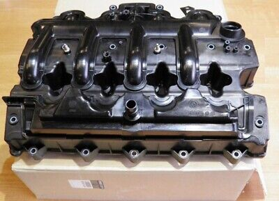 Cylinder Head Valve Cover Renault Espace Iv Laguna Ii 2.2 Dci G9T (Genuine)