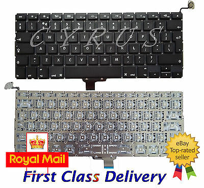 "Brand New High Quality Apple Macbook Pro A1278 13.3"" Keyboard UK (2009-2012)"