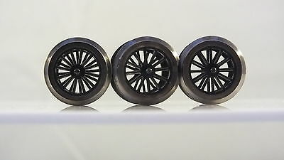 X8074  Hornby Triang Tender Set Of Wheels Castle County Ex Dapol    R14B