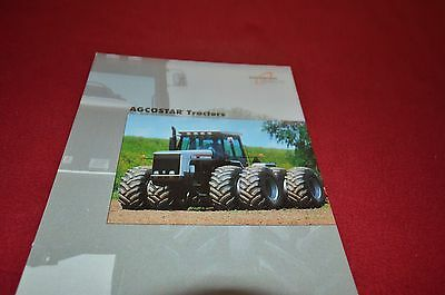 AgcoStar 8425 8360 Tractor For 1998 Dealers Brochure DCPA