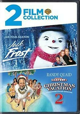 Jack Frost/national Lampoon's Xmas 2 - DVD Region 1 Free Shipping!