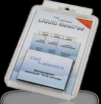 "COOLLABORATORY  ""Liquid MetalPad""  3 x CPU + 1 x GPU"